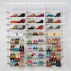 How to Create a Dream Closet in Your Wardrobe #eatsleeplive