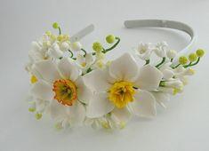 Headband Spring dream by FlowerFromEugene on Etsy