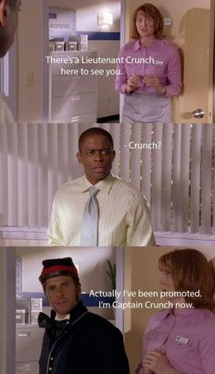 oh, Psych...