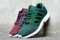 The new adidas zx flux 2.0