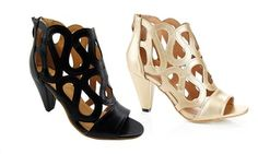 Groupon - NY VIP Women's Caged Sandals. Groupon deal price: $22.99