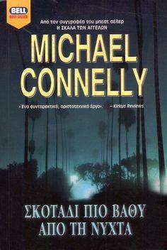 Michael Connelly, Calm, Cover, Books, Libros, Book, Book Illustrations, Libri