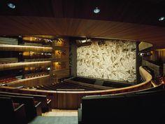 Italian marble for Snøhetta's Norwegian Opera and Ballet Amazing Architecture, Interior Architecture, Oslo Opera House, Ballet Images, Italian Marble, Concert Hall, Lisbon, Branding Design, Projects