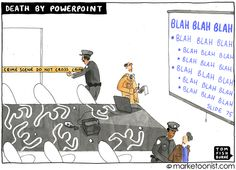 Death by powerpoint - Tom Fishburne