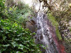 #Spain #Canarias #GranCanaria  Agua cayendo por la pared