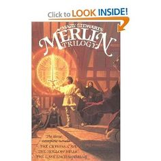 My favorite trilogy.  The story of Merlin from boyhood to an old man.  This would make a great movie trio.