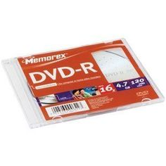 Dual locking tilting tv wall mount bracket 32 55 anti theft 32025669 memorex 16x dvd r media 470 gb 120mm standard 10 pack slimline jewel case by memorex 1257 pthe dvd r is used with dvd recordable drives fandeluxe Choice Image