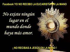 adoracion eucaristica sagrada eucaristia krouillong comunion en la mano es sacrilegio stop communion in the hand
