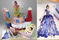vogue cake