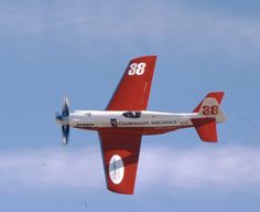 """Reno - 1997 - Unlimited Class - North American Aviation RB-51D Mustang (#38) """"MISS ASHELY II"""" (Sn 44-84961) (N57LR) Gary Levitz Finished 4th (Gold) Speed 414.325 mph (2)"""