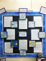Teaching in Room 6: Bulletin Boards Don't Have to be Flat