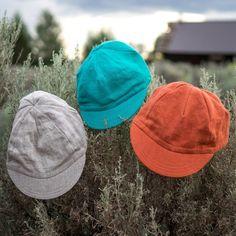 Linen Caps