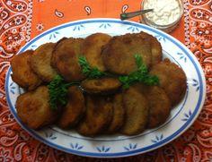 Receta: Milanesas de Berenjena - La Cocinadera