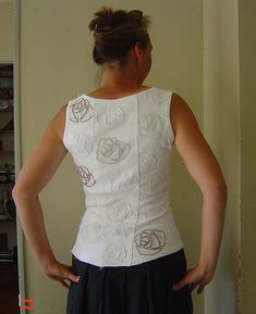 Alabama Stitch Book corset #3 | Flickr - Photo Sharing!