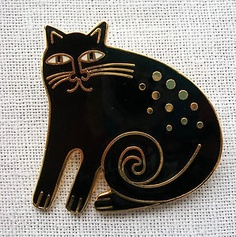I have this pin, plus matching earrings