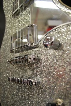 glitter guitars ... inspiration for the JG PBteen collection!!!