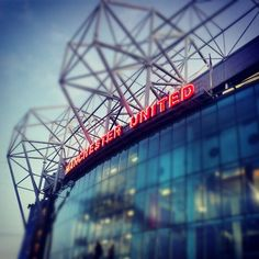 Old Trafford - Manchester Best Football Team, Football Gif, Football Stadiums, Football Videos, Football Fever, Football Boots, Manchester United Stadium, Manchester Uk, Official Manchester United Website