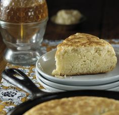 Skillet Biscuit Bread - Read More at Relish.com