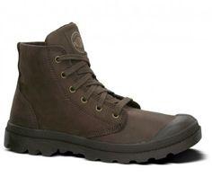 Palladium Pampa Hi Leather Boots