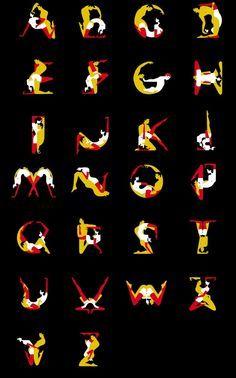 The Kama Sutra Alphabet animado de la mano de la ilustradora Malika Favre (NSFW)