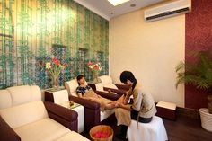 Foot Massage In Hanoi Imperial Hotel