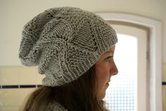 Ravelry: Small Hills hat pattern by Thelma Egberts