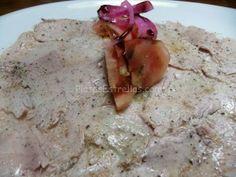 Pata asada al horno / Tasca Tapias / La Orotava