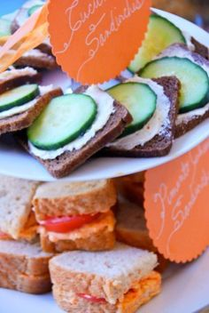 Tea Sandwiches