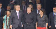 Renan diz que Lula nega ter sido convidado por Dilma para ministério