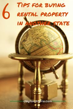 Buying Real Estate out of State — Clayton Morris