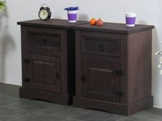 New Mexico, Nightstand, Cabinet, Bedroom, Storage, Furniture, Home Decor, Products, Ebay