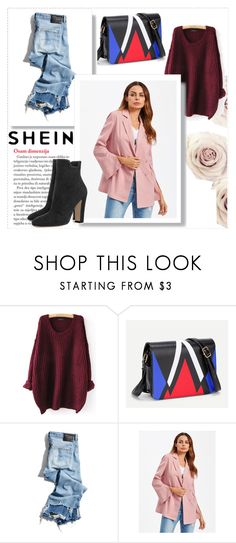 """""""Shein II/6"""" by anidahadzic ❤ liked on Polyvore featuring R13"""