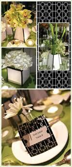 black and white party ideas - Google Search