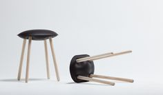 Stool by Damien Gernay for Liparus