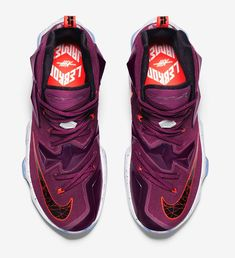 abe2fc77a8f Official Images Of The Nike LeBron XIII