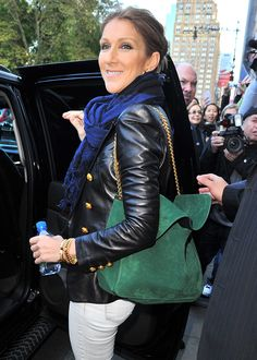The Many Bags of Céline Dion