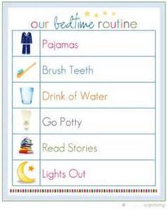 pinterest toddler chore chart printable - Yahoo Image Search Results