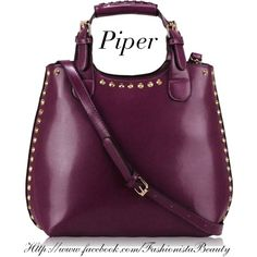 A fashion look from October 2013 featuring purple tote. Browse and shop related looks.