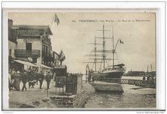 Trentemoult - Trois-mâts barque
