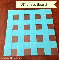 Craftsman chess board