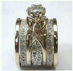 Cartier- I like the infinity knot that stands up, but it's a bit wide. oh, and it's Cartier