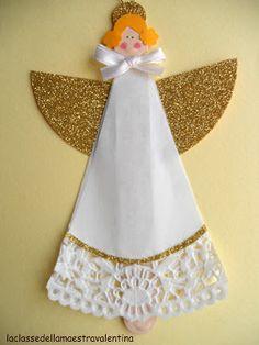 PROSA - TRECOS E CACARECOS: NATAL 2012 - 3 - ANJOS - angels