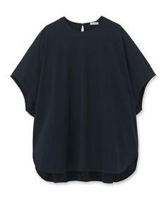 DRESSTERIOR(ドレステリア)の「ボリュームシルケットプルオーバー(Tシャツ/カットソー)」|詳細画像