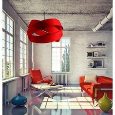 suspension_couleur_bijou_gm_coton_rouge_1_x_60_w_metropolight
