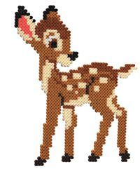 Disney Bambi / Perler Beads - Hama perlen - Bügelperlen