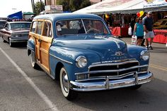 1950 ford custom station wagon | station wagon