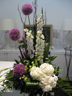 allium wedding bouquet - Google Search