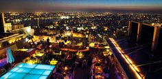 One of my favorite bar for summer time sunset view, well. if I am in Istanbul :) nu teras bar & night club Istanbul City, Istanbul Travel, Istanbul Turkey, Nightclub Bar, Hot Tickets, Sky Bar, Rooftop Bar, Great View, Night Club