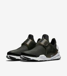 The Nike Sock Dart Premium in Black and White Releases Tomorrow