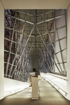 15 Must-See Installations at the Chicago Architecture Biennial,SOI-IL (New York, United States). Passage, 2015. Photo Tom Harris, © Hedrich Blessing. Courtesy of the Chicago Architecture Biennial